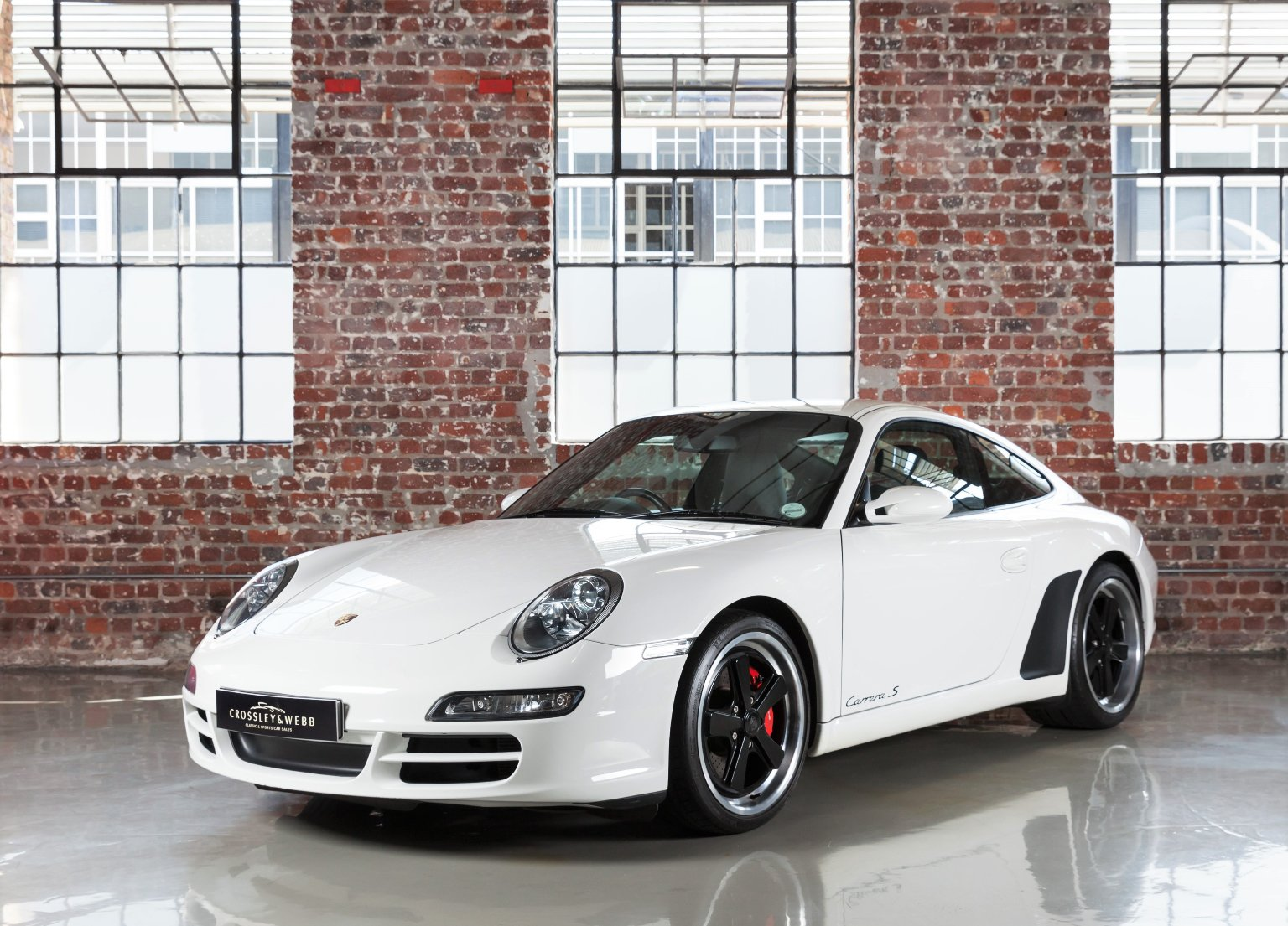 Porsche 911 Carrera S Manual