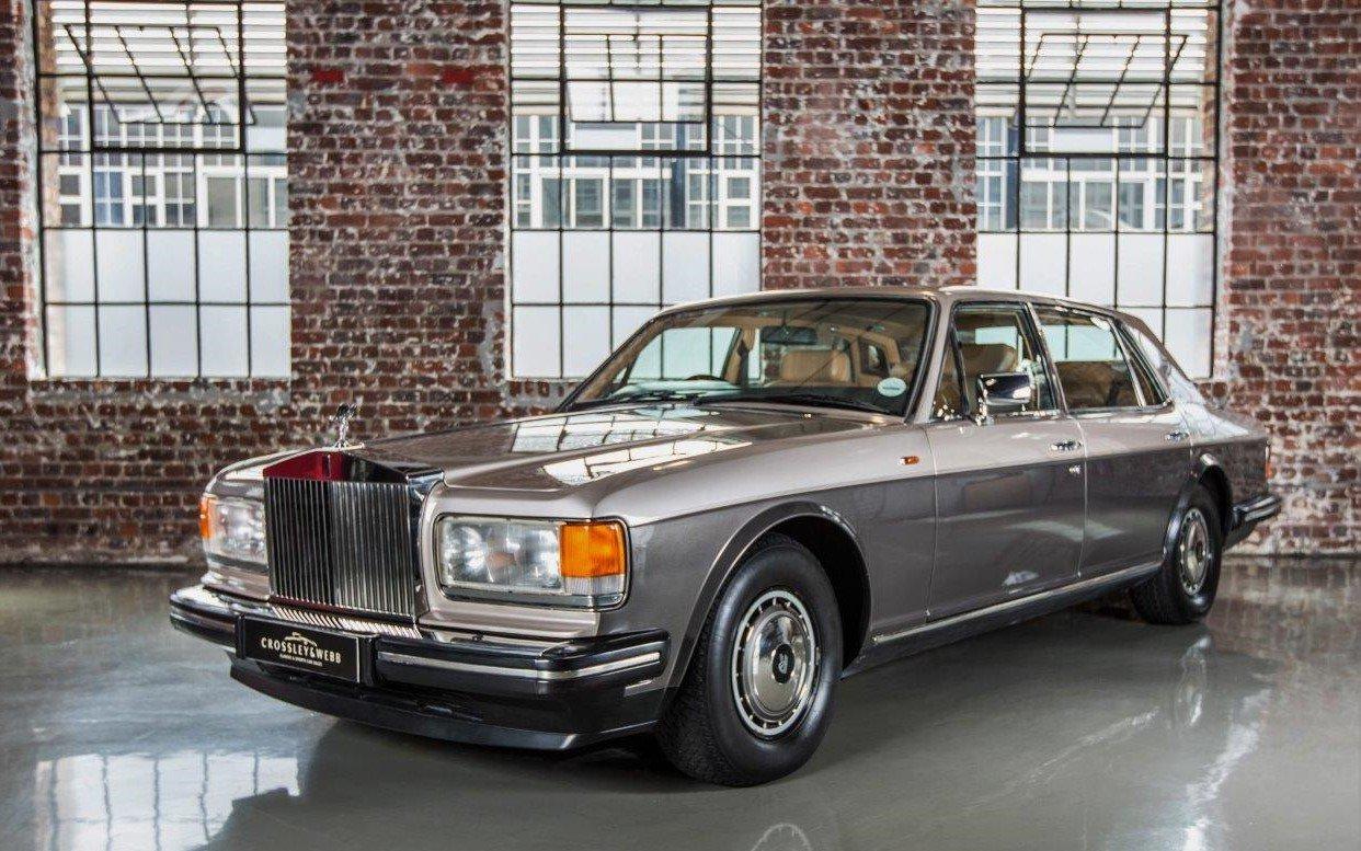 Rolls Royce Spur 2