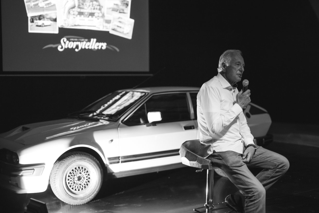 "Alfa Romeo ""Storytellers"" Evening"