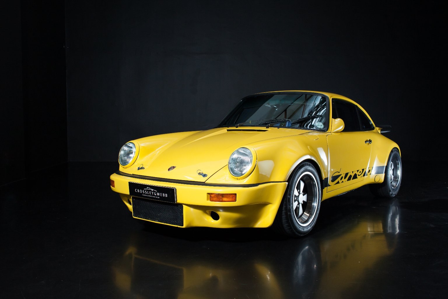 Porsche 911 RSR - Tribute