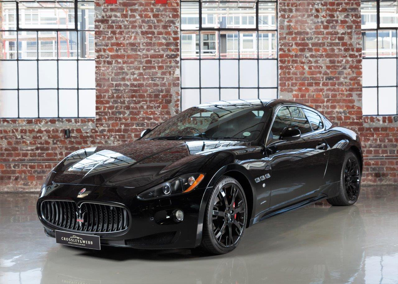 Maserati Granturismo S CC