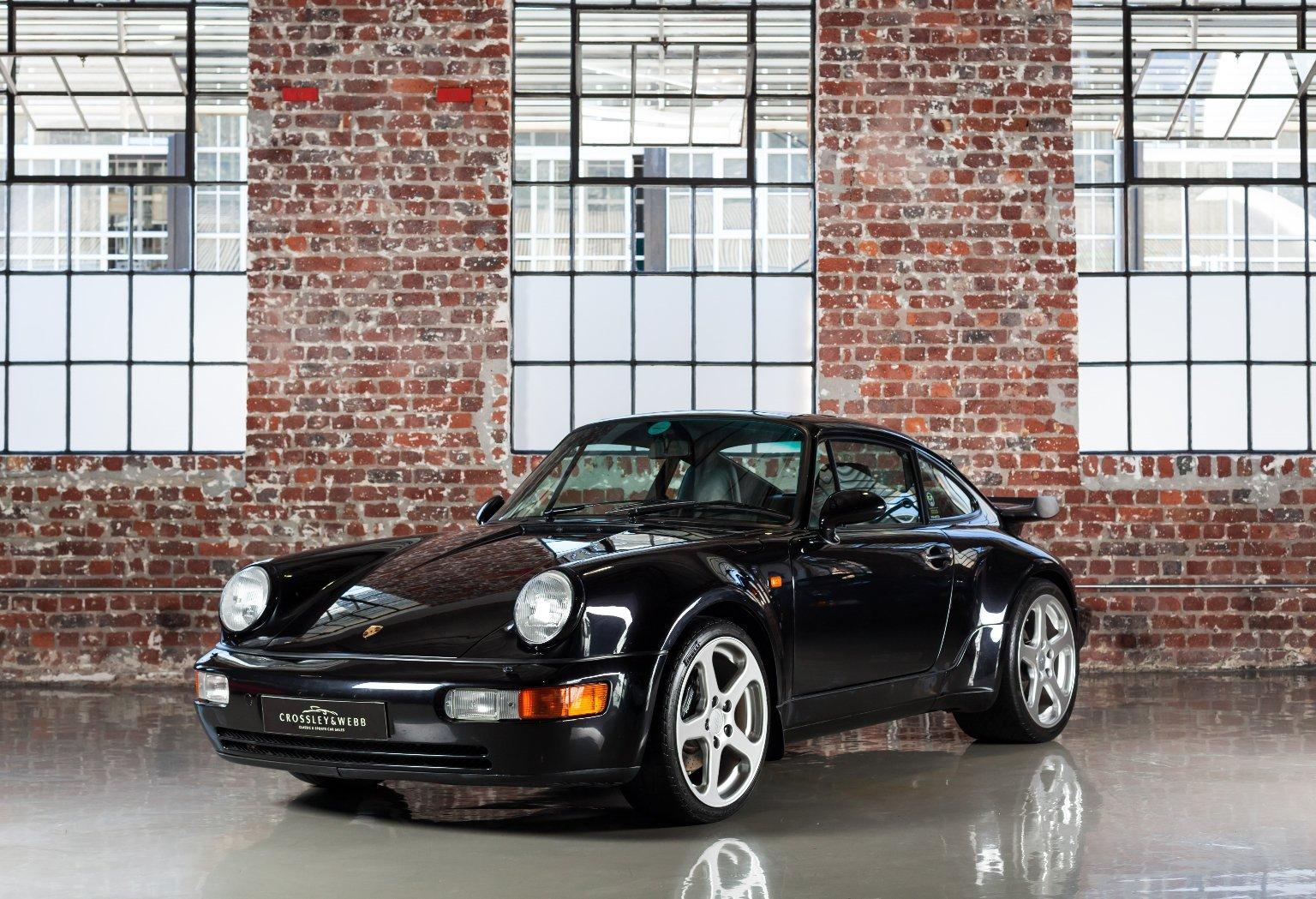 Porsche 964 Turbo 3.3L