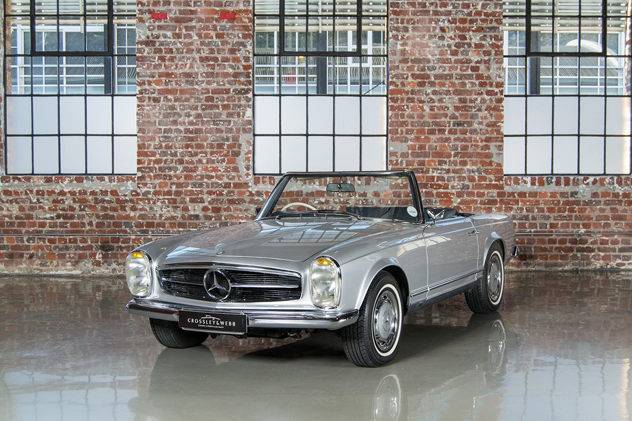 Mercedes 280 SL Pagoda - California