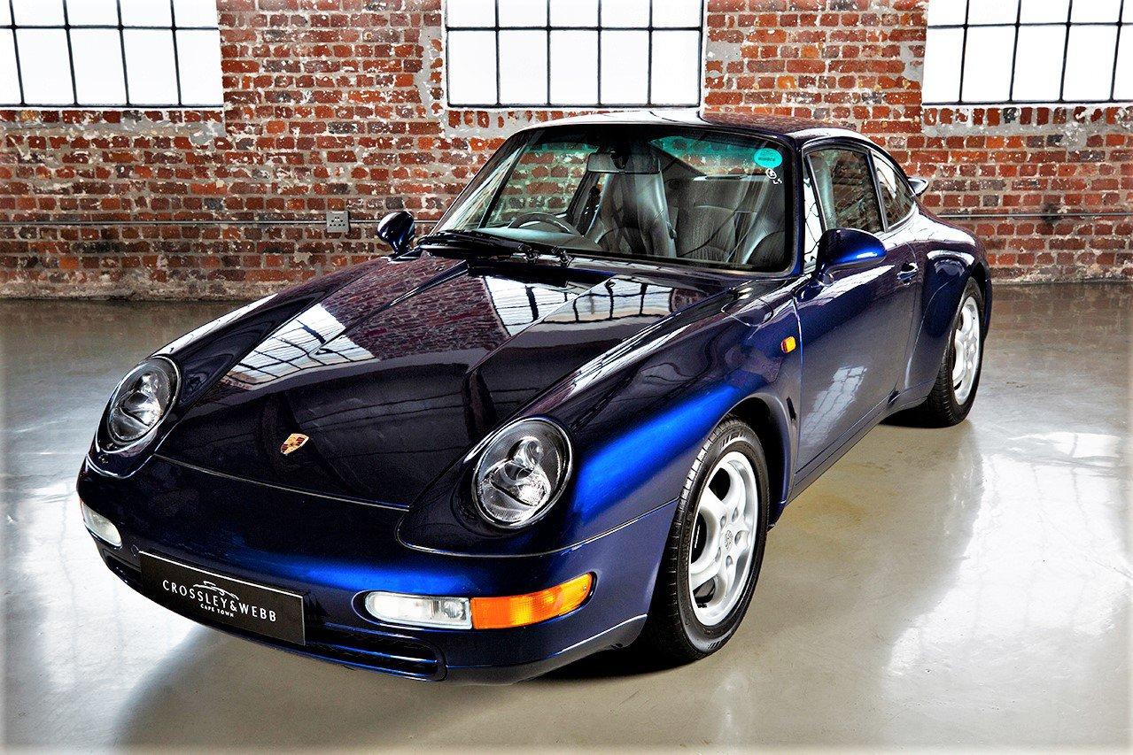 Porsche 911 Carrera (993) Tiptronic - Only 78 000Km