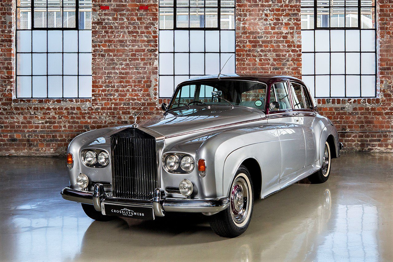 Rolls Royce Silver Cloud 3 - Sold