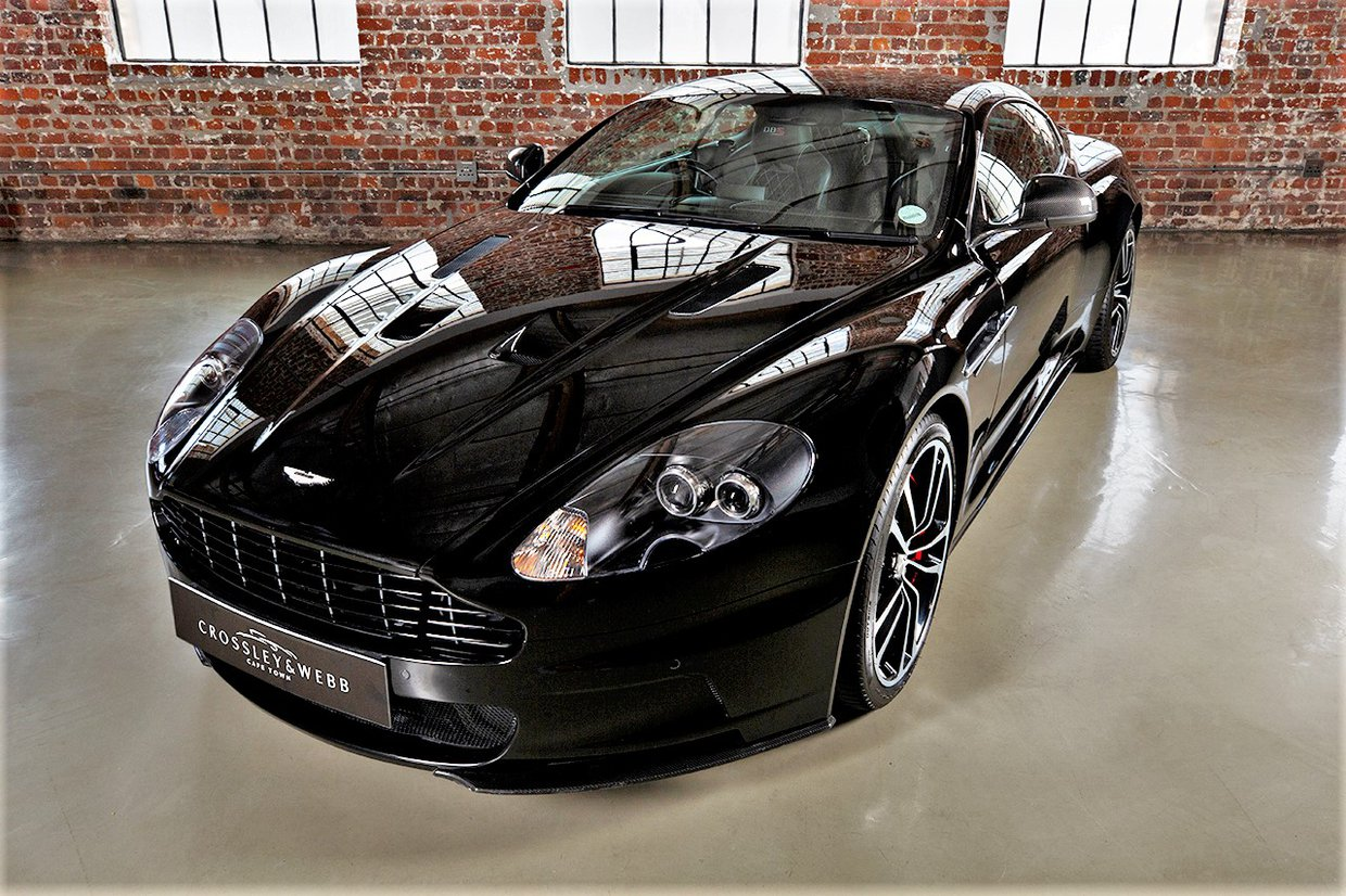 Aston Martin DBS - Ultimate
