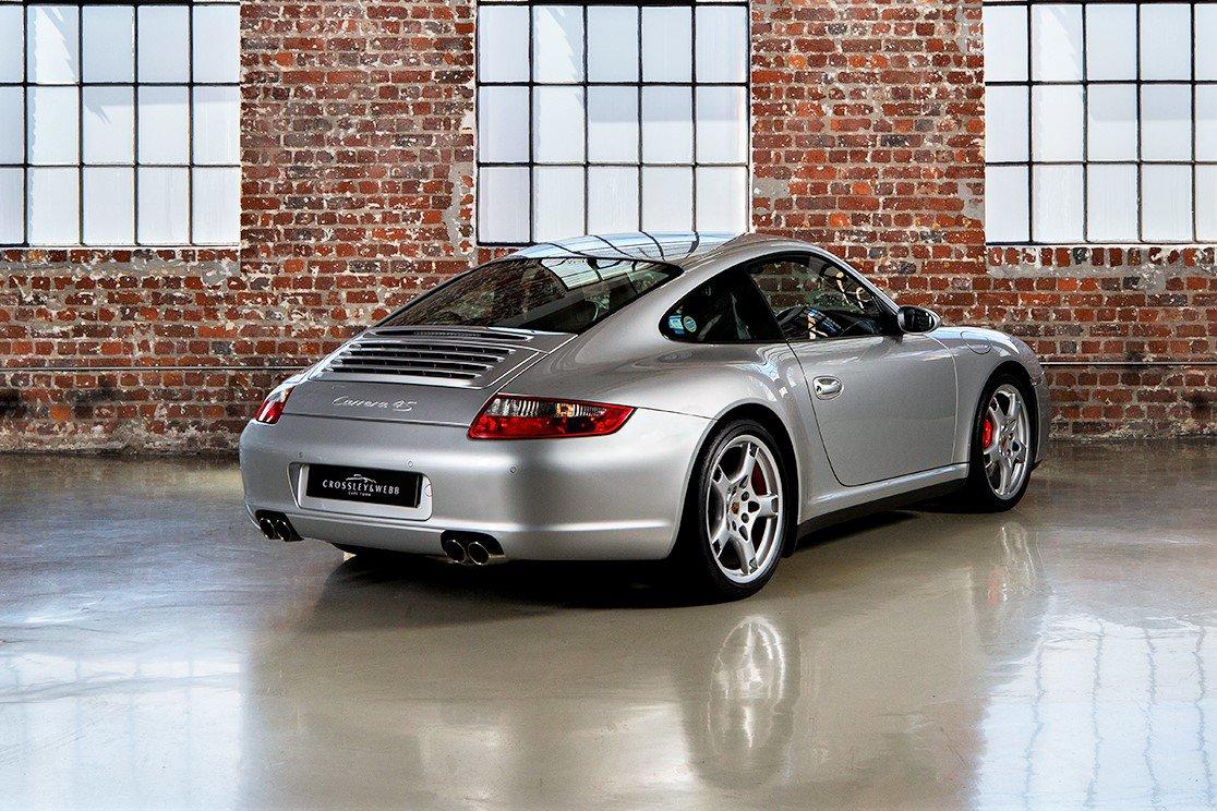 Porsche 911 (997) Carrera 4S Coupe