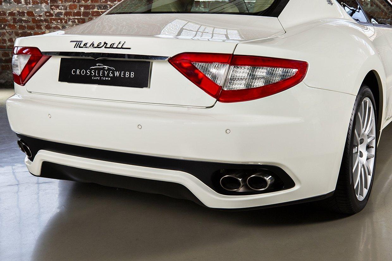 Maserati Granturismo S Auto