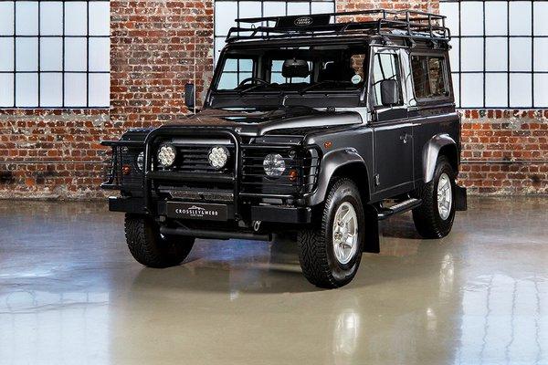 Land Rover Defender 90 TD