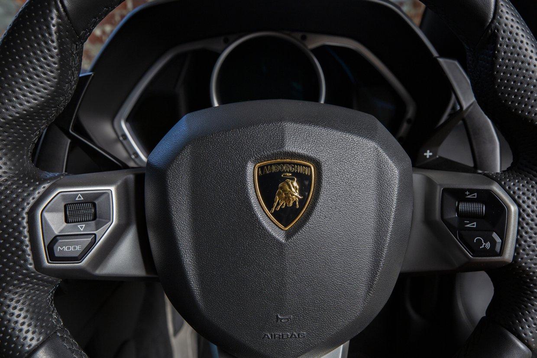 Lamborghini Aventador LP 700 - 4