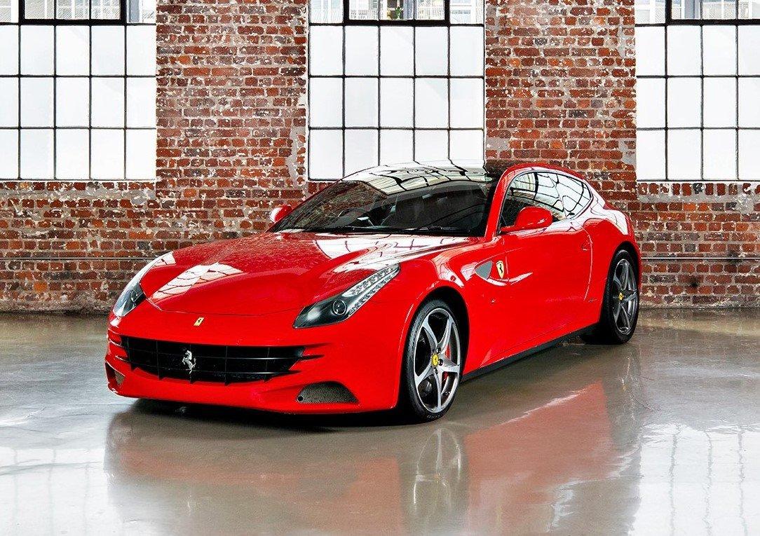 Ferrari FF - 14700Km - Sold