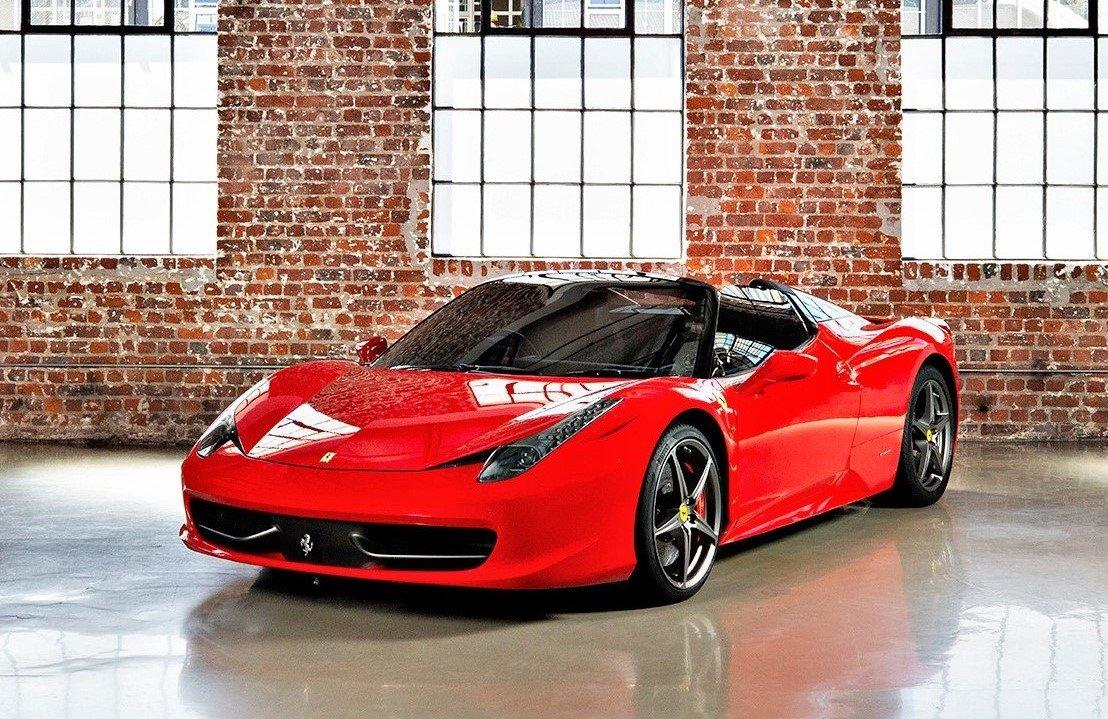 Ferrari 458 Spider - Sold - Similar Stock Required