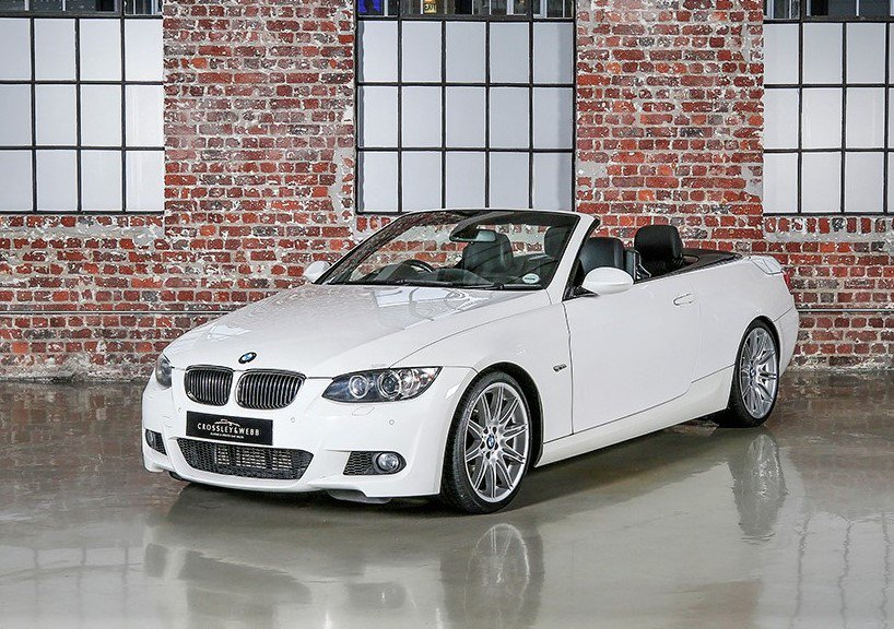 BMW 335I Convertible - 91 000Km