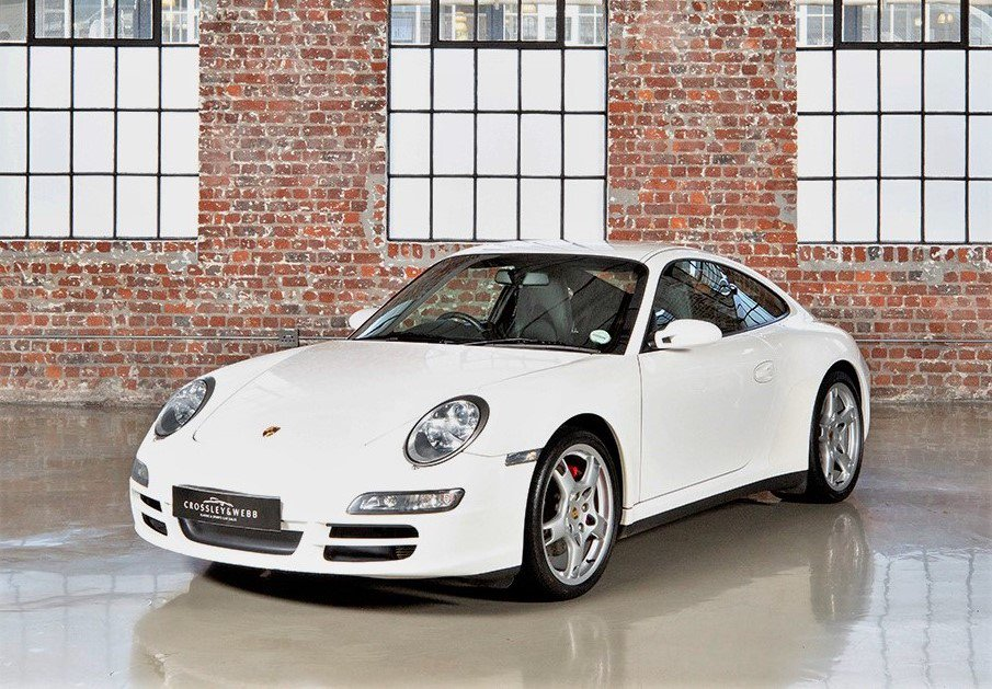 Porsche 911 (997) Carrera 4S Coupe Manual