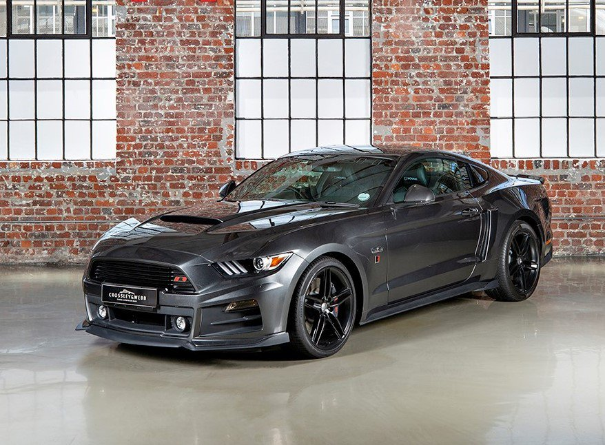 Ford Mustang Roush Level 3