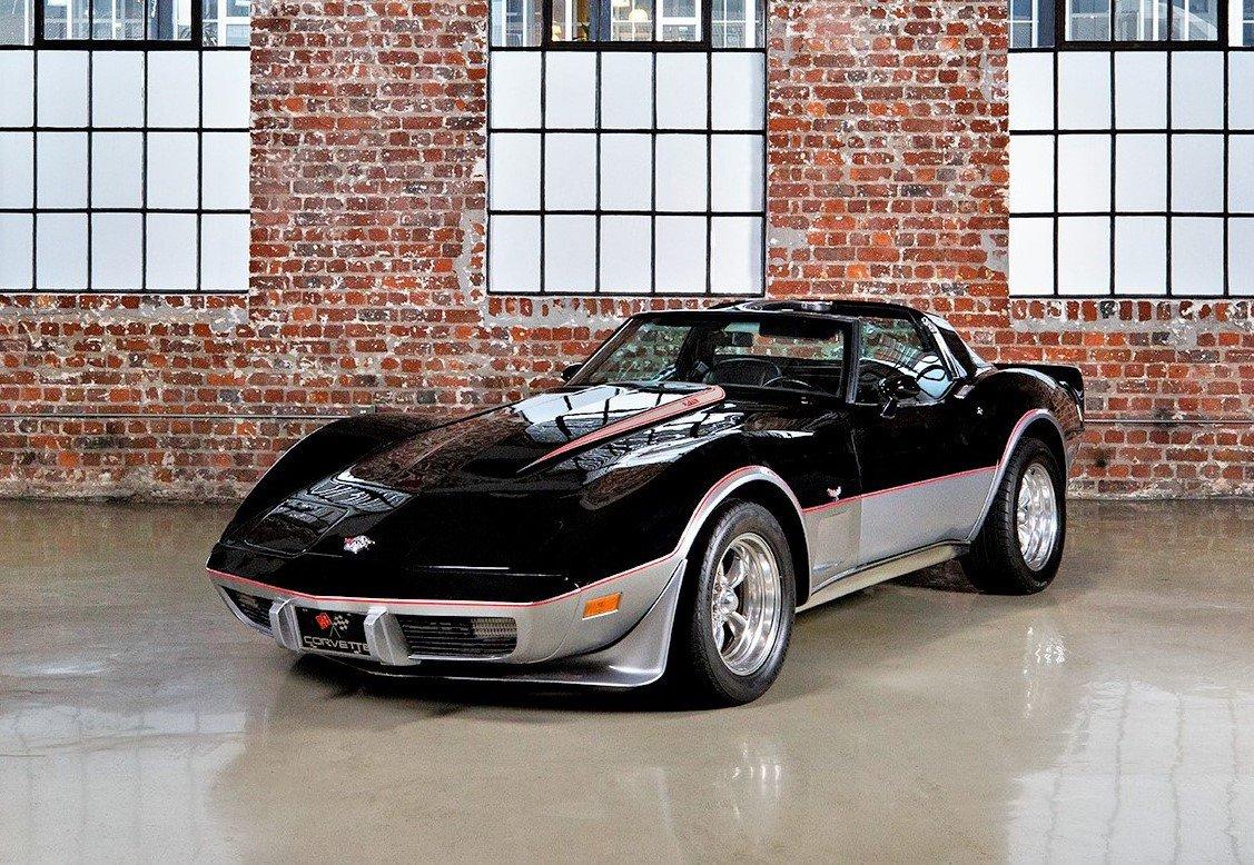 Corvette C3 - 25th Anniversary - Sold