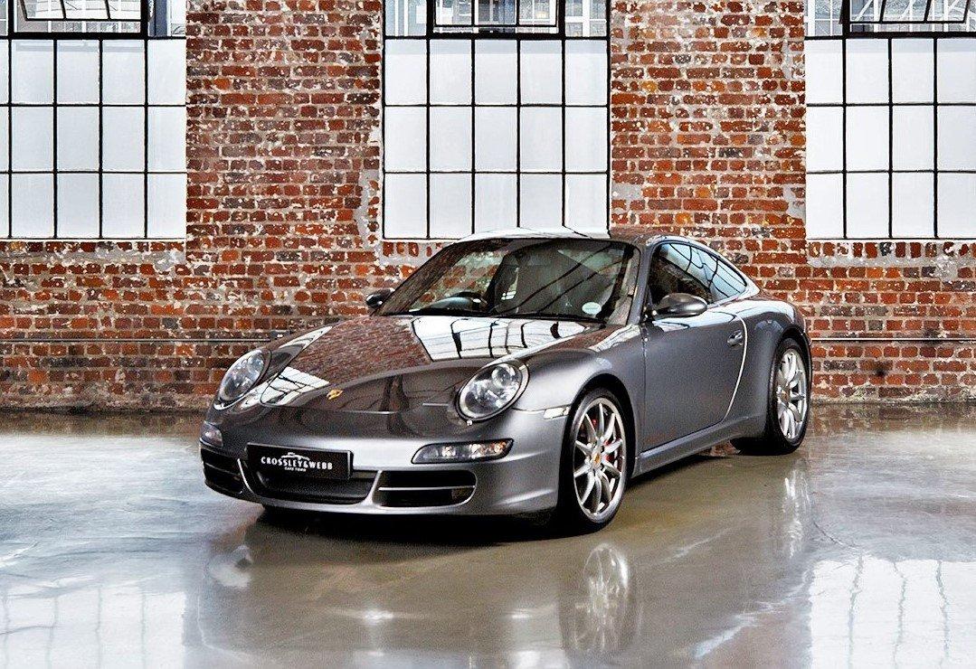 Porsche 911 S (997)