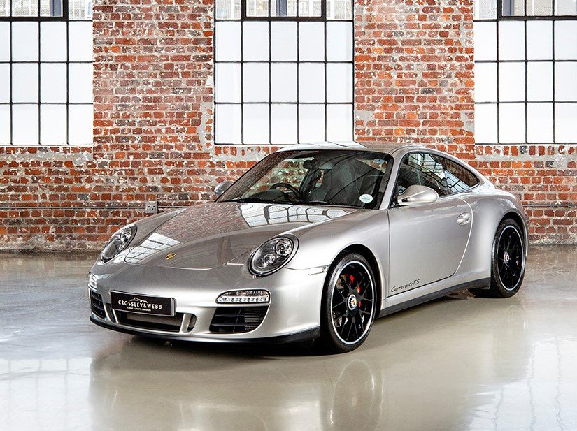 Porsche 911 (997.2) GTS Coupe - Only 16 800Km