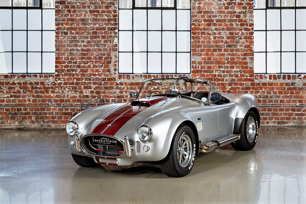 AC Cobra - 460 CU Inch V8 - By Hi Tech/Superformance