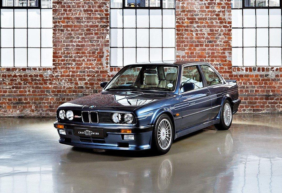 BMW Alpina C2 2.7 - A Rare Modern Classic