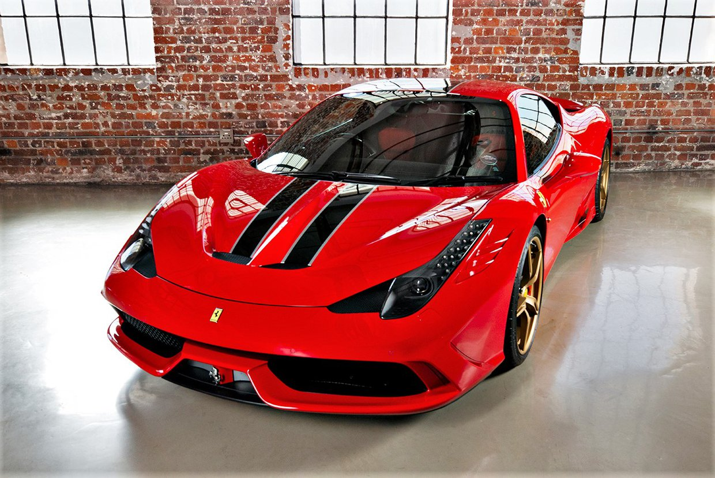 New Arrival - Ferrari 458 Speciale - 2015 - 2100Km