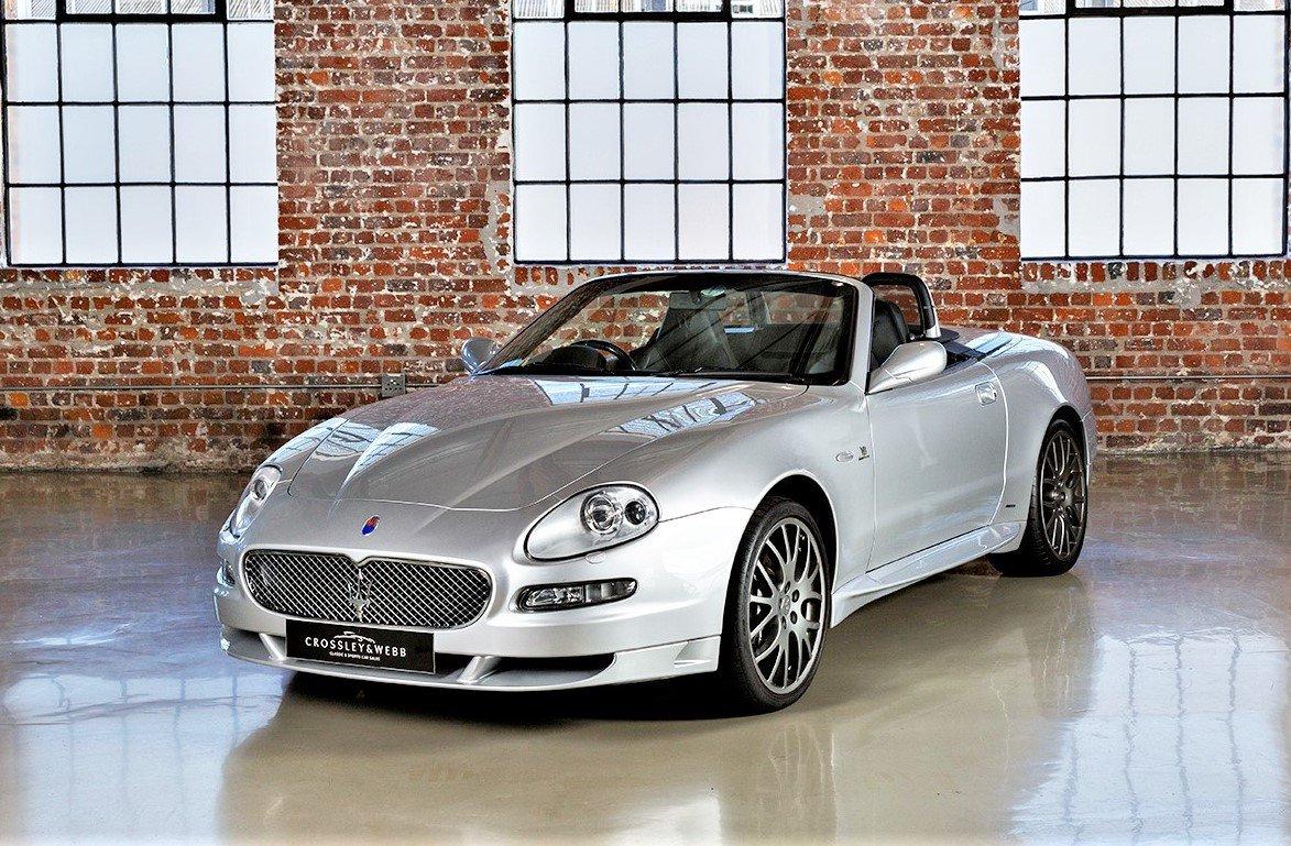 Maserati Gransport Spyder - 400 Bhp V8