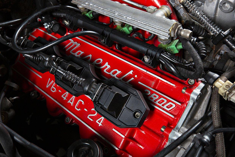 Maserati Quattroporte Series 4