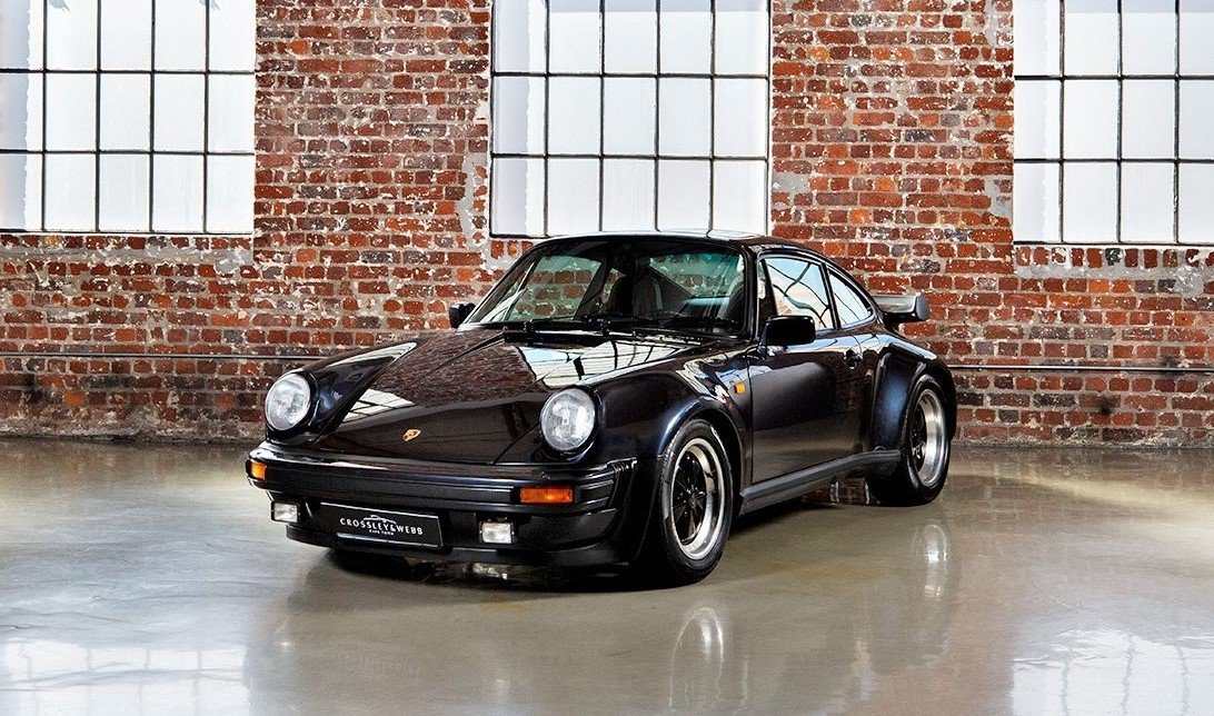 Porsche 930 Turbo - Recent Refurbishment