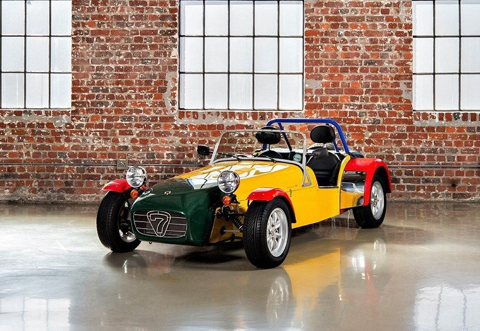 Caterham 7 - Roadsport 150 SV (Wide Body)