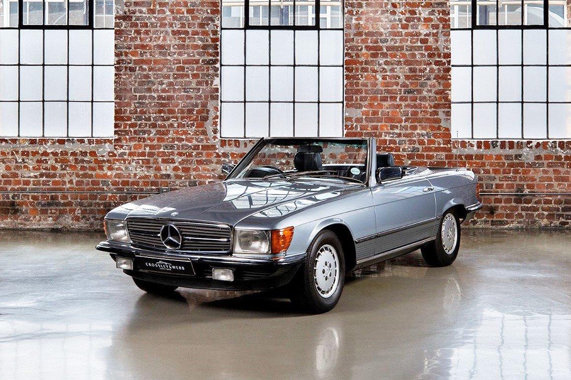 Mercedes Benz 500SL (107 Series) - Sold