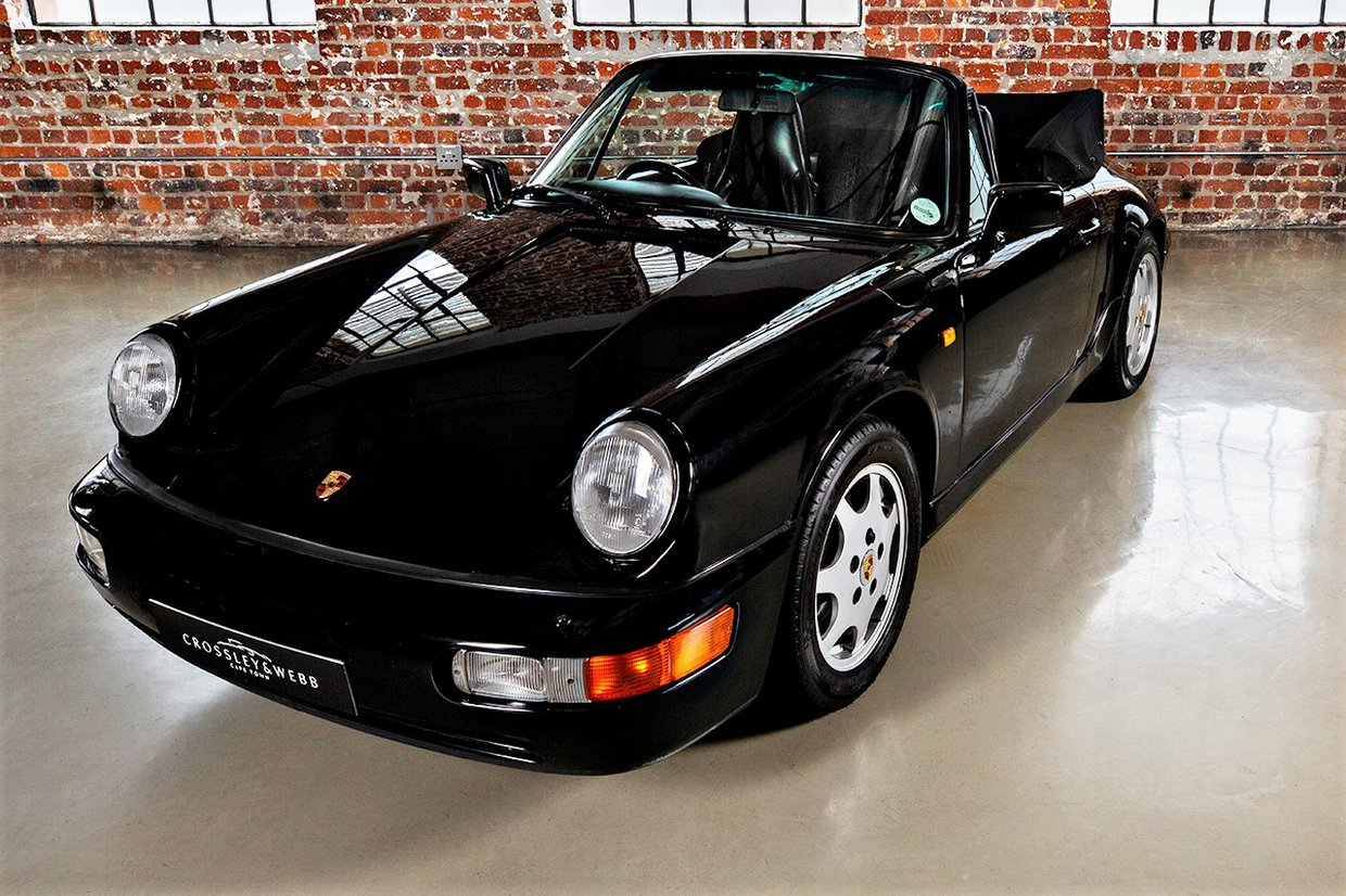 Porsche 964 Convertible