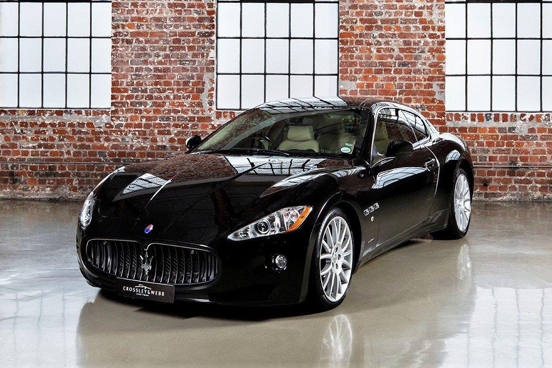 Maserati Granturismo S Automatic - Sold