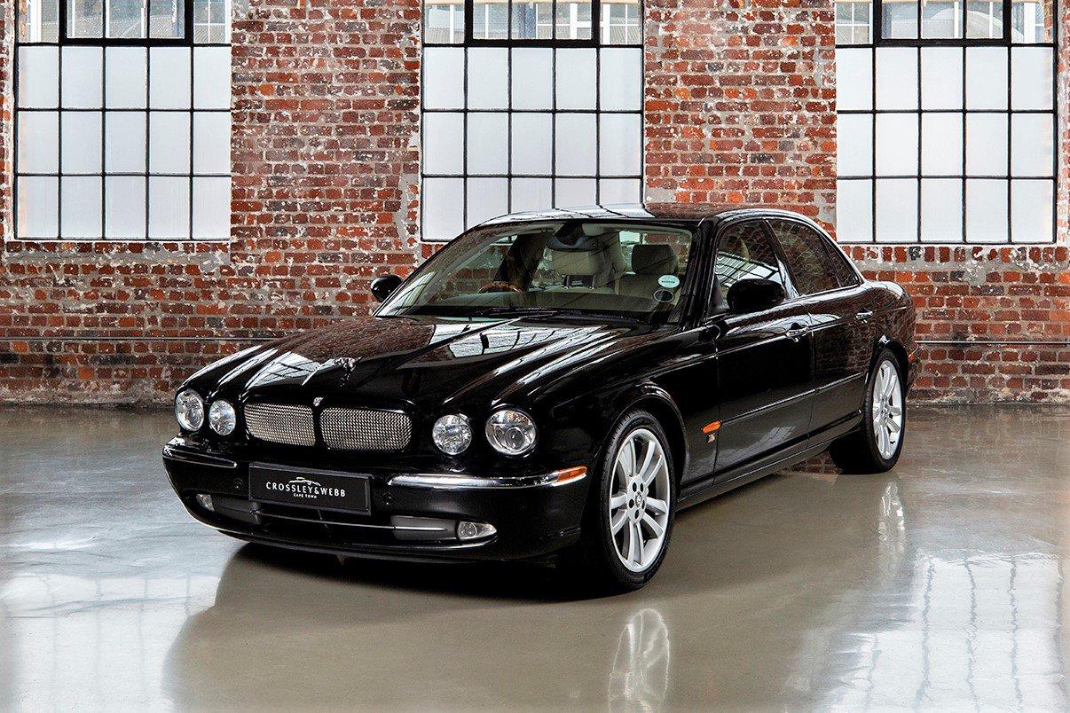 Jaguar XJR - Supercharged V8 - Sold