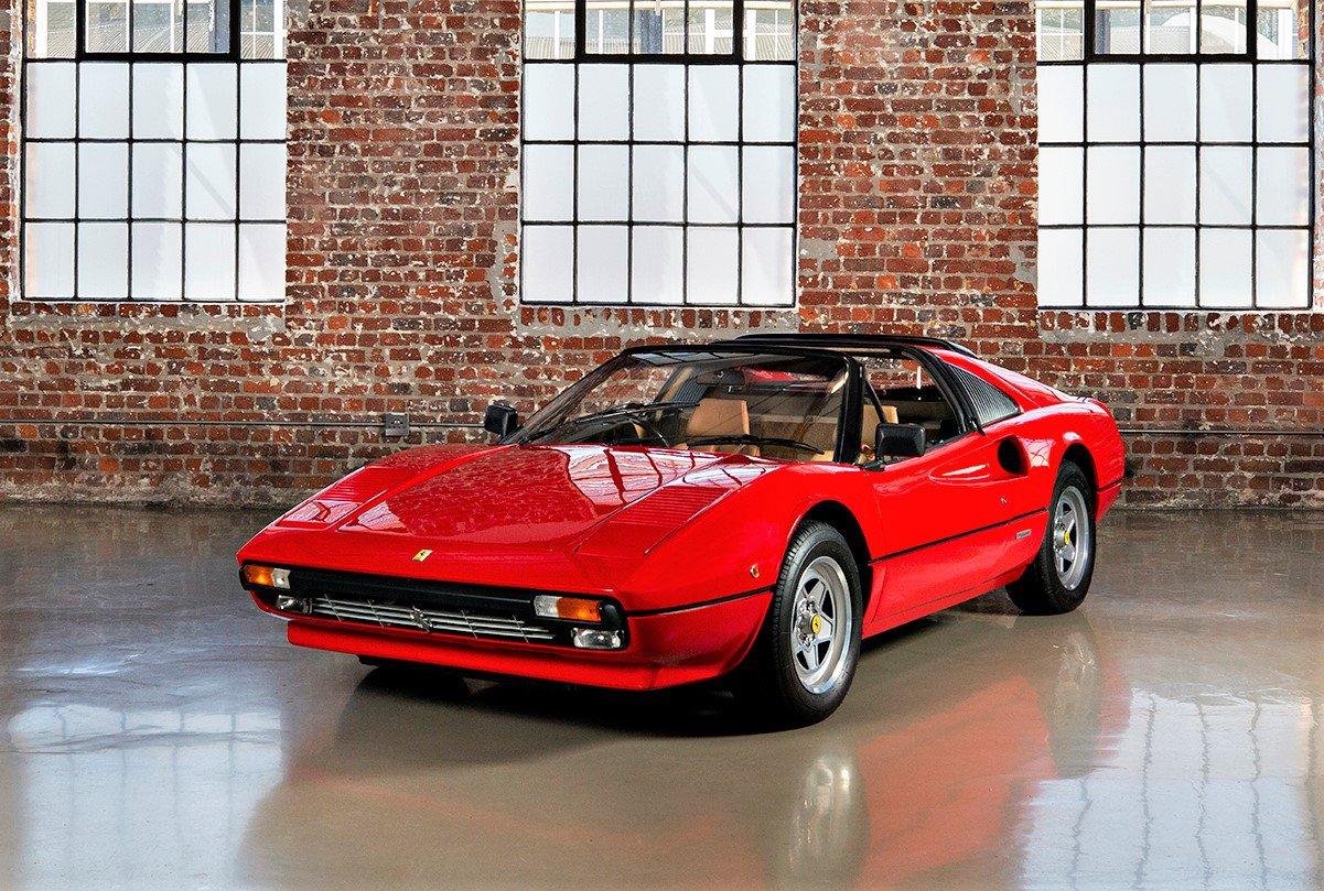 Ferrari 308 GTSI - 56000Km - Sold