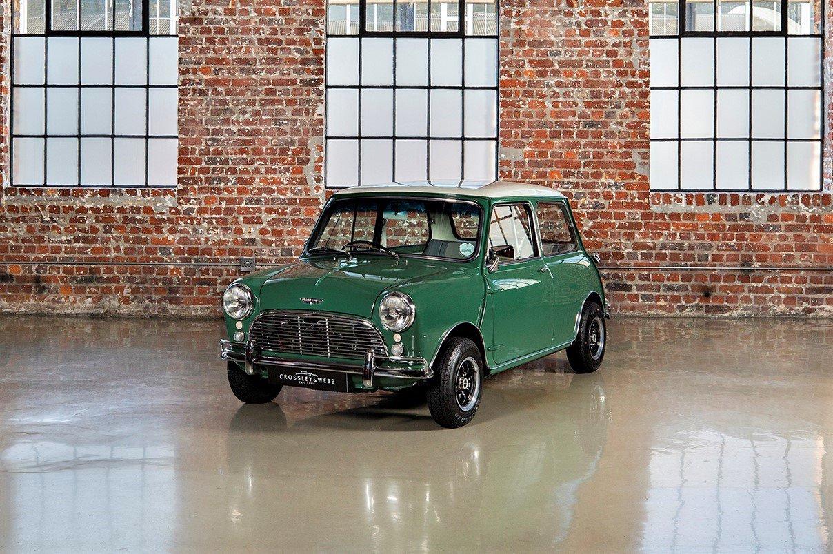 Austin Mini Cooper - Sold