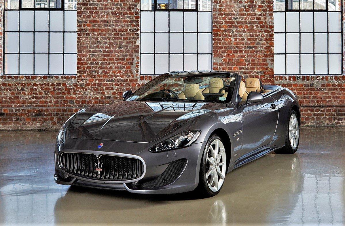Maserati Grancabrio Sport - Extended Warranty