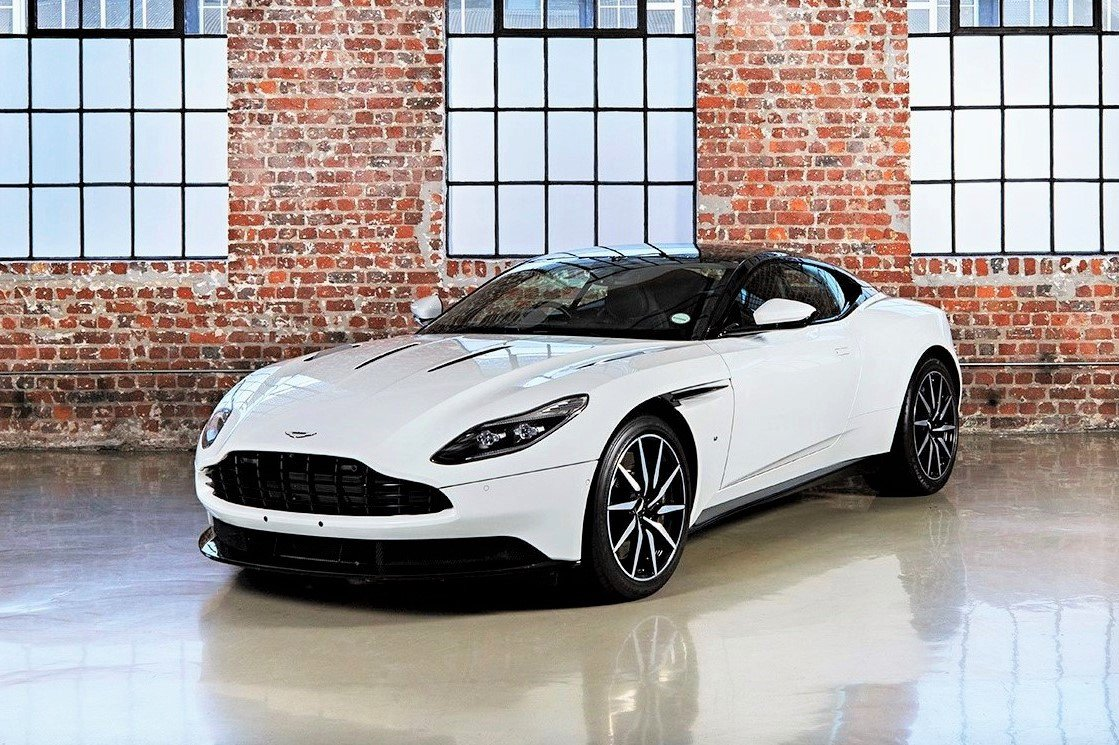 Aston Martin DB11 - Launch Edition - Sold