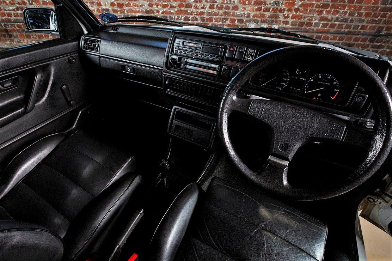 VW Golf GTI 8 Valve