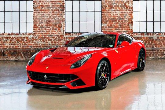 Ferrari F12 Berlinetta