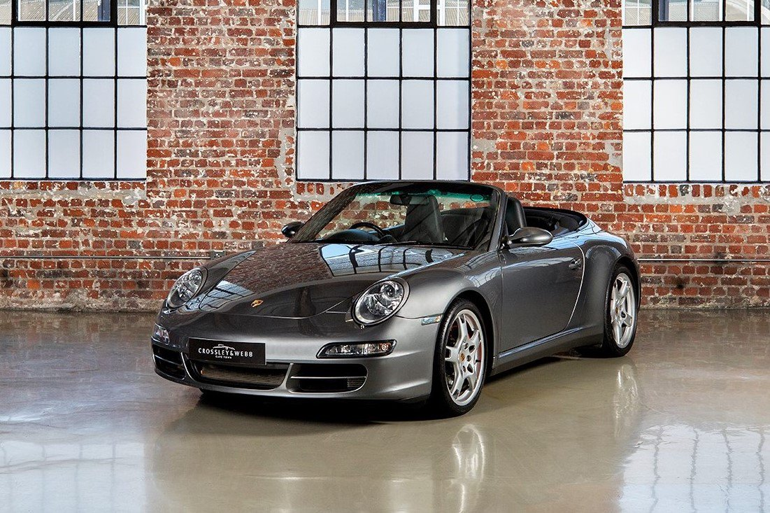 Porsche 911 (997) Carrera 4S - Low Km - Sold