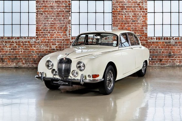 Jaguar S Type 3.8L