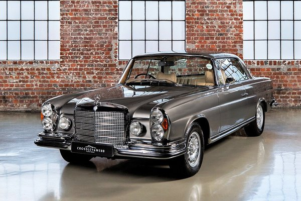 Mercedes Benz 280se 3.5 Coupe