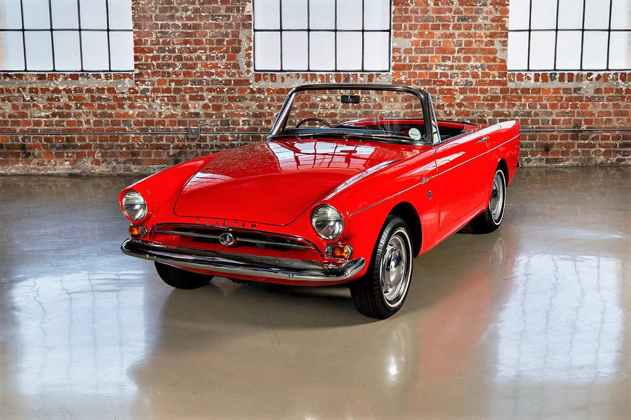 Sunbeam Tiger (Alpine 260)
