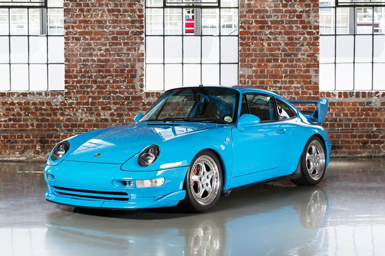 Porsche 993 RS - Club Sport