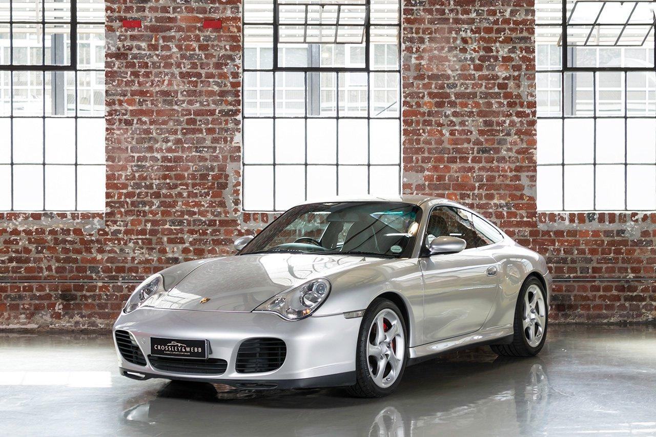 Porsche 996 4S