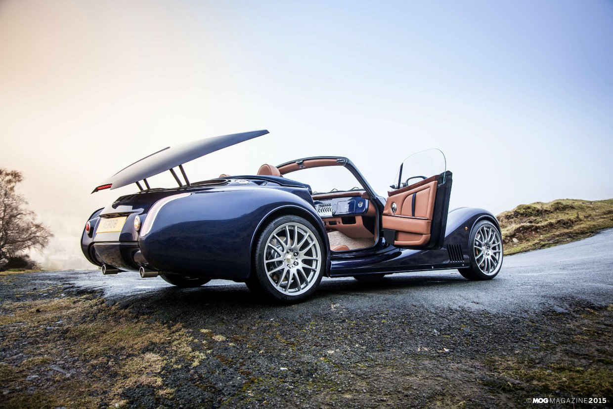New Morgan Aero 8 - Order Book Now Open