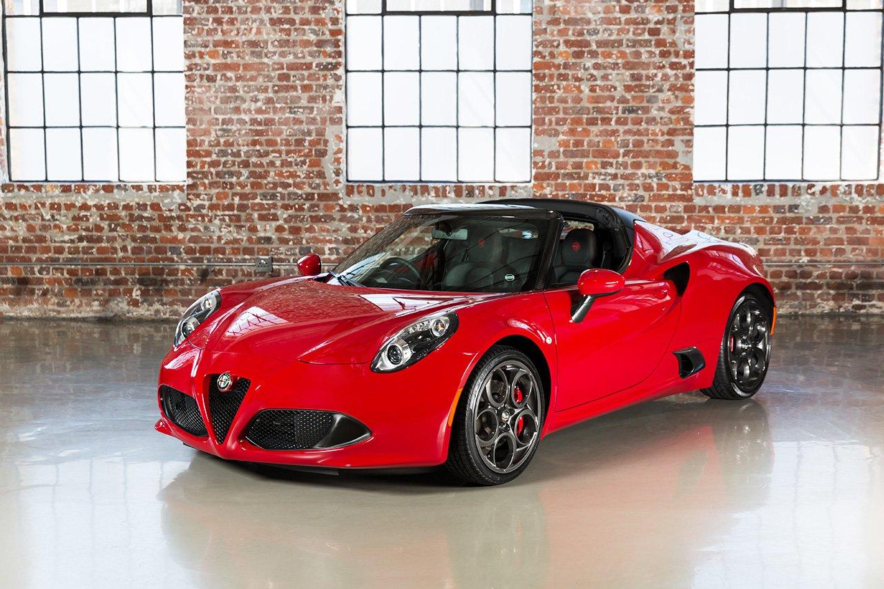 Alfa Romeo 4C - 442 Km