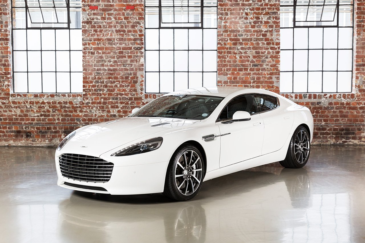 Aston Martin Rapide S - 8 Speed