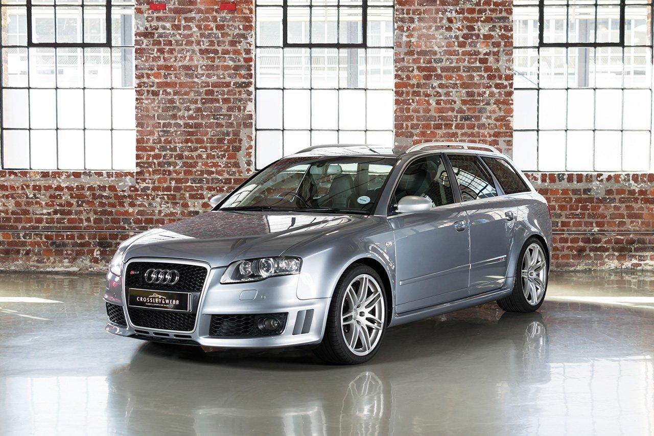 Audi RS4 B7 Avant - 155600Km