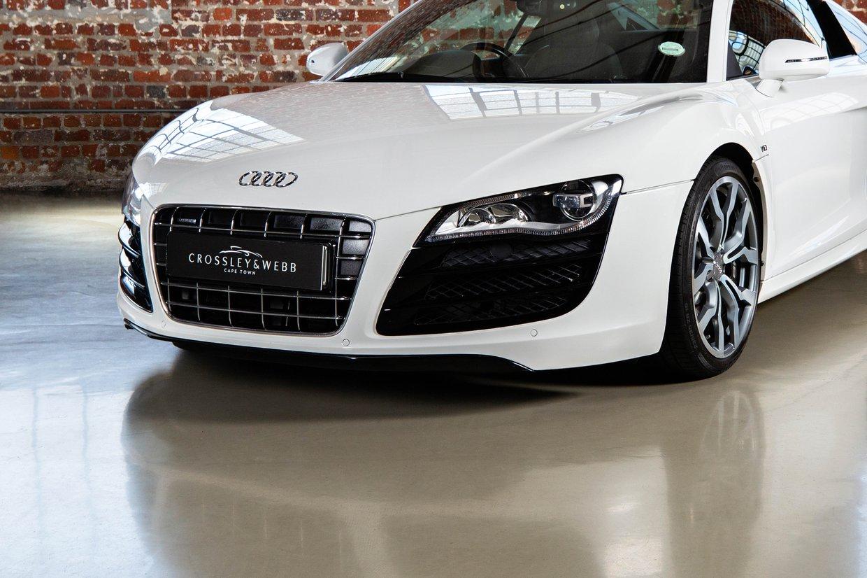 Audi R8 V10 - manual gearbox